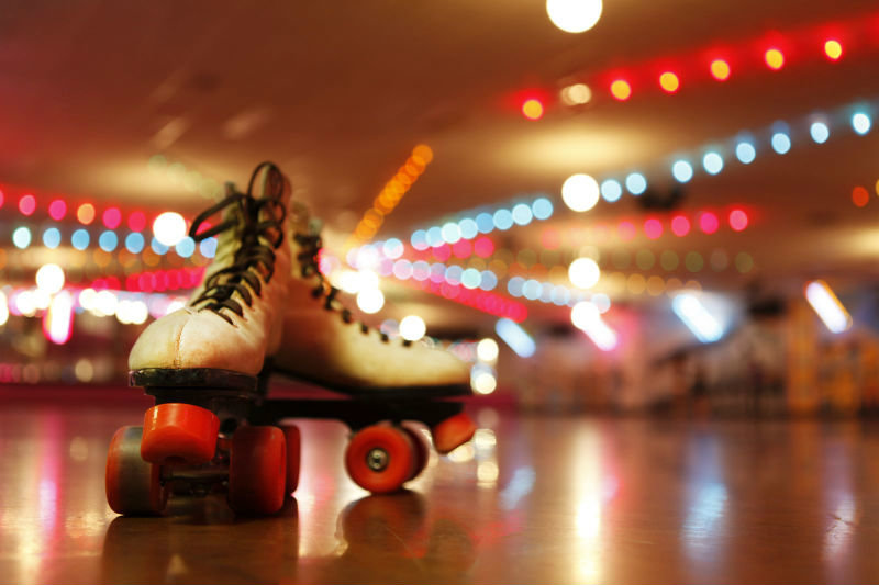 Children and Family Roller Disco