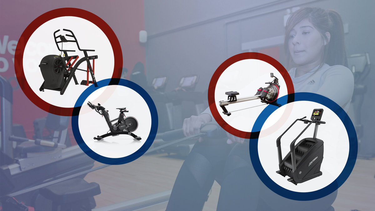 New Gym equipment coming in June 2018