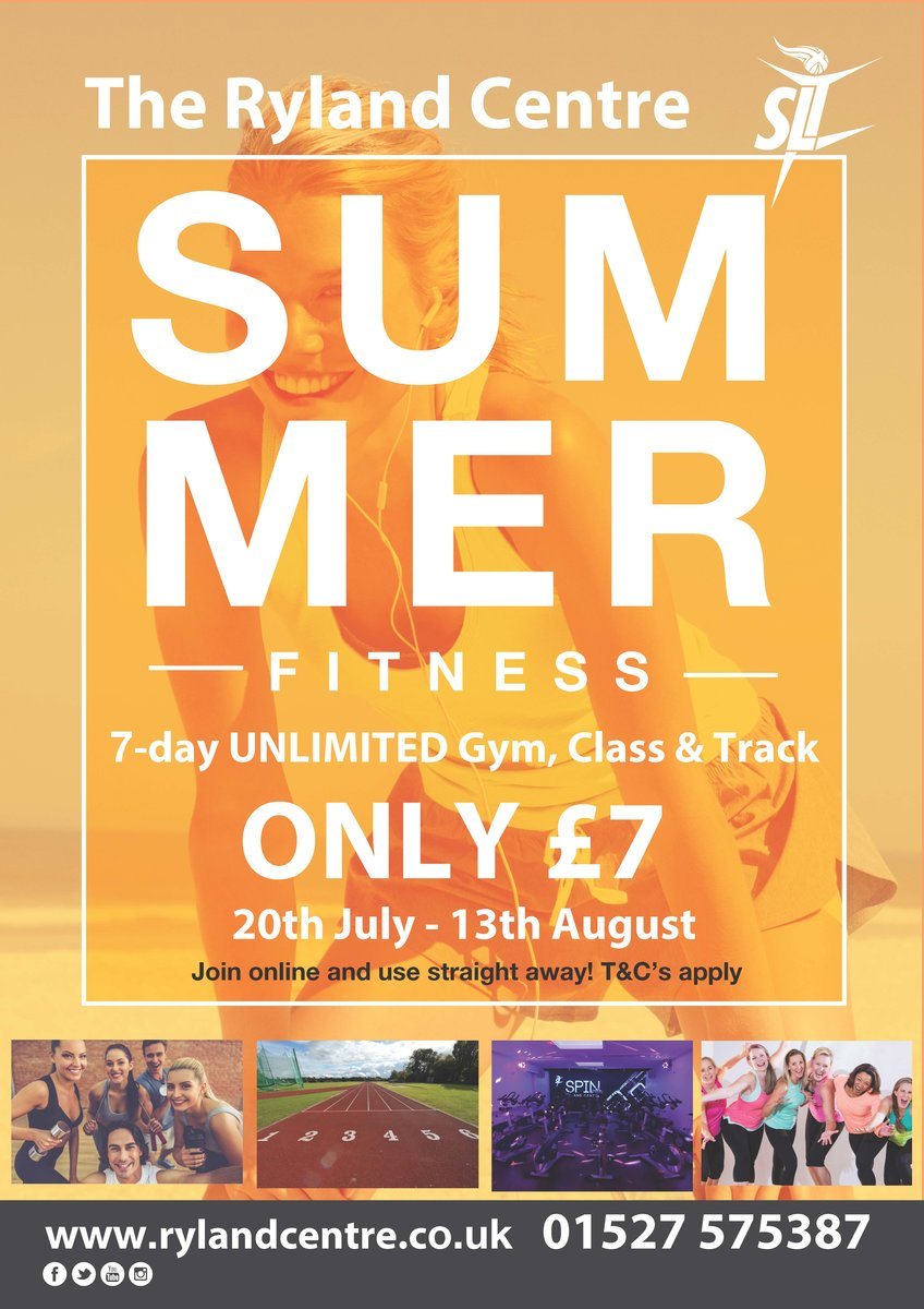 7days of Fitness for just £7